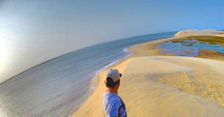 3 praias desertas do Nordeste brasileiro