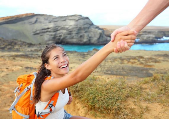 Descubra quais são as 4 melhores praias para a prática do Trekking