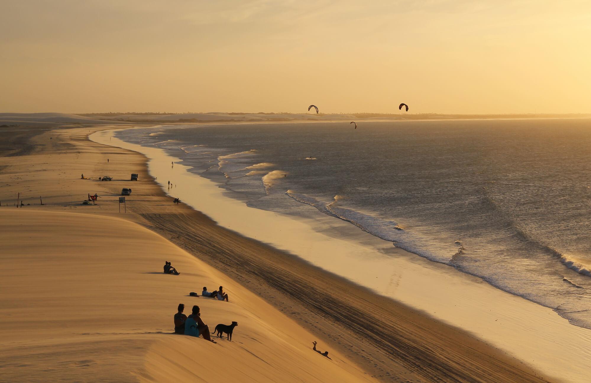 Um guia completo para planejar sua viagem às praias do Ceará