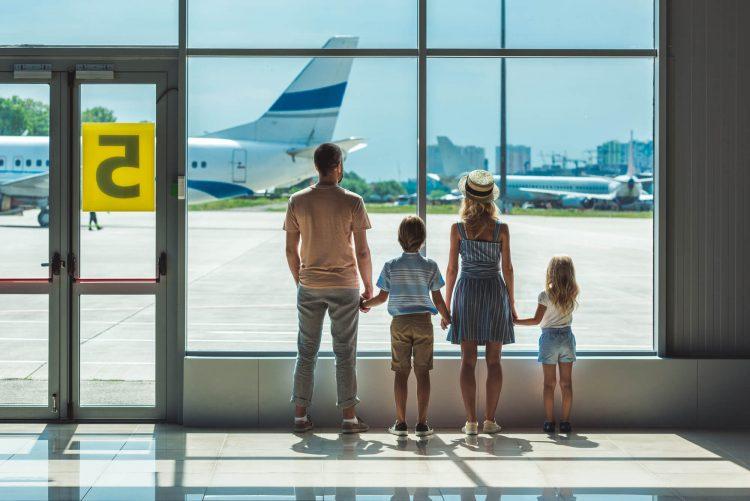 Quais são os melhores destinos para uma viagem em família?