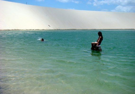 Veja como as lagoas de Tatajuba deixam Jericoacoara mais especial