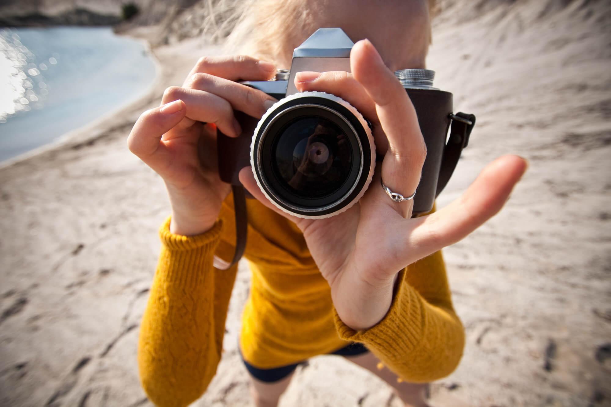 Veja como explorar a fotografia na Rota das Emoções