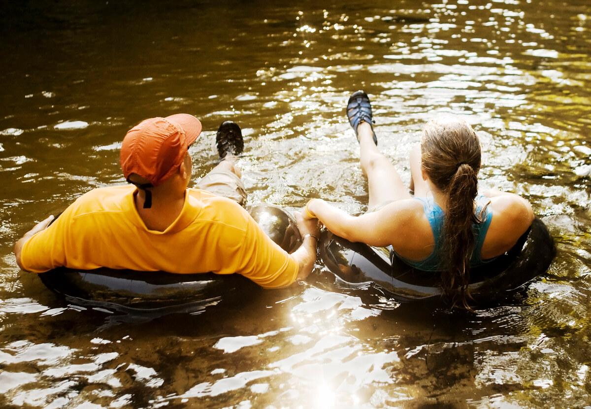Tire suas dúvidas sobre flutuação no Rio Formiga em Cardosa