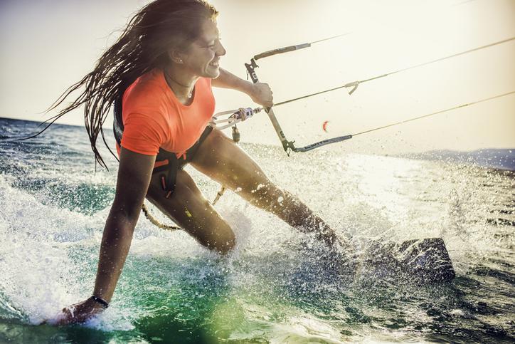 Quais são as principais modalidades do Kite Surf?