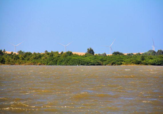 Um dos três deltas oceânicos do mundo: conheça a história do Delta do Parnaíba